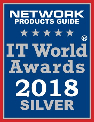 Network PG's 2018 IT World Awards - SonicWall