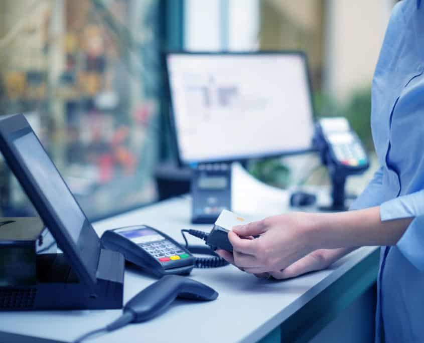 SonicWall helps you build retail and hospitality customer