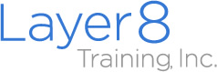 Layer 8 Training logo