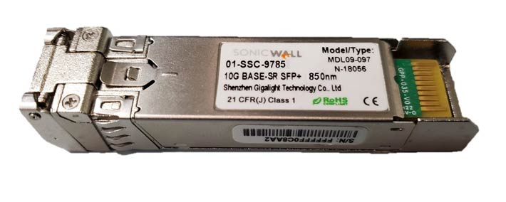10GBASE-SR SFP+ Short Reach Module